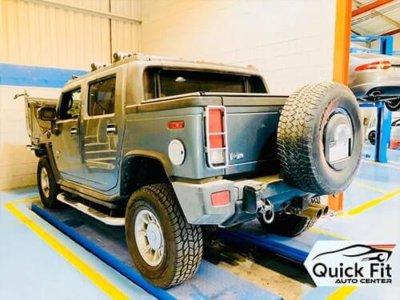 Hummer Major Service Dubai