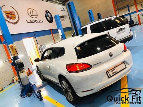 Volkswagen Major Service Dubai