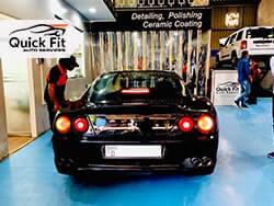 Top Rated Car Detailing Dubai