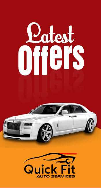 Quick Fit Auto Services Latest Offers