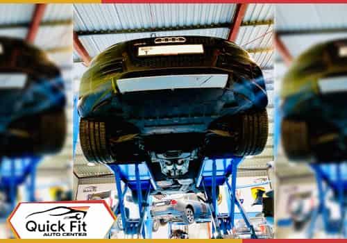 Audi rs 5 shock service