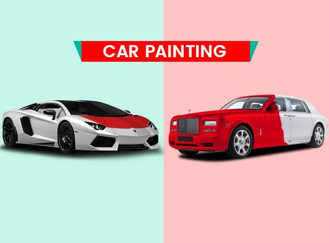 Car Painting Service Dubai