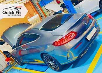 #1 Mercedes Workshop Dubai