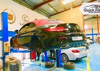 Top Rated Mercedes Workshop Dubai