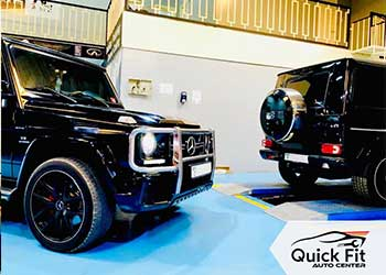 Mercedes Repair and Service Dubai