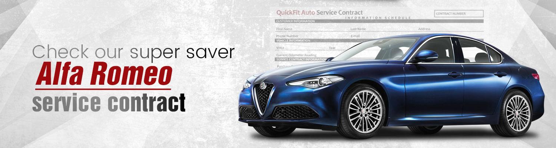 Alfa Romeo Service Contract