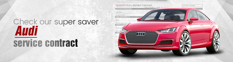 Audi-Service-Contract