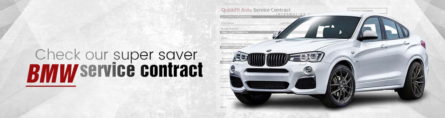BMW Service Contract