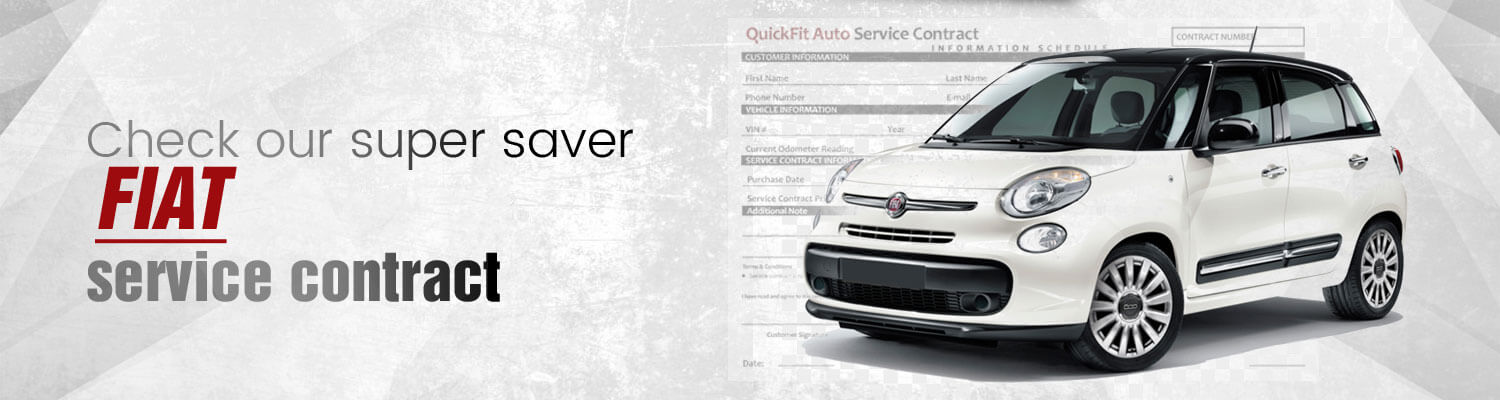 FIAT Service Contract-