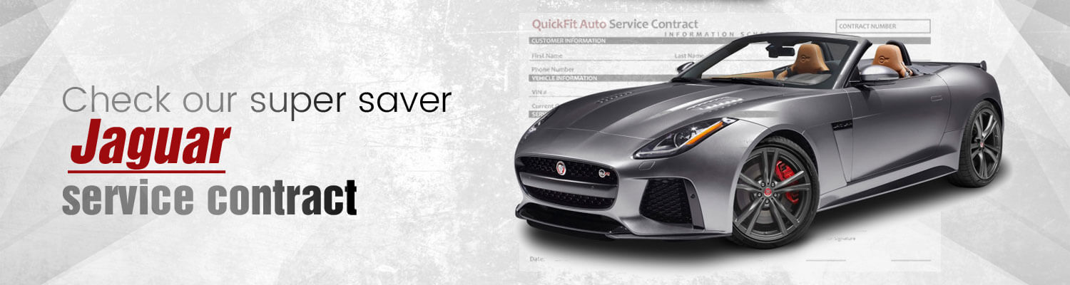 Jaguar Service Contract