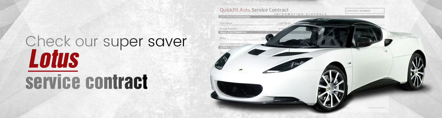 Lotus Service Contract