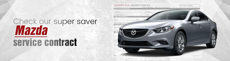 Mazda Service Contract