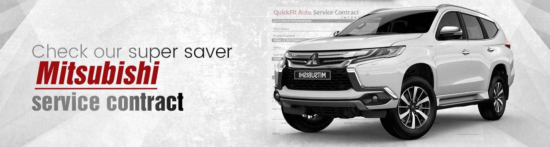Mitsubishi Service Contract