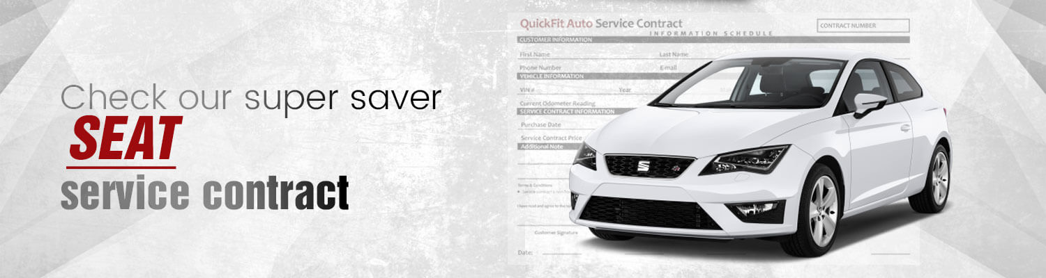 Seat Service Contract
