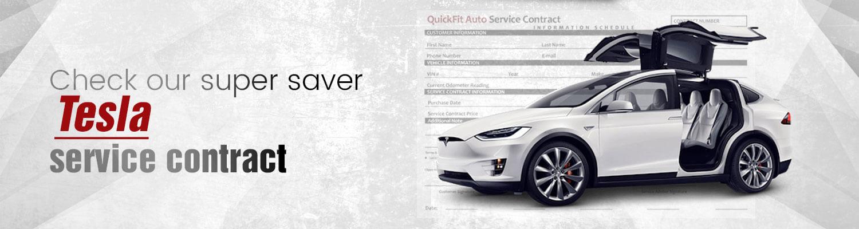 Tesla Service Contract