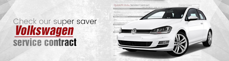 Volkswagen Service Contract