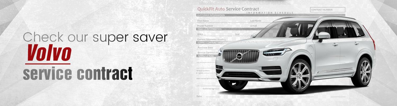 Volvo Min Service Contract